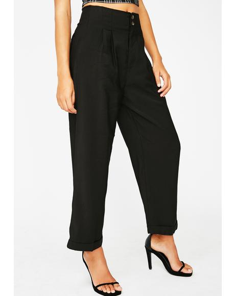 Untamed Babe Wide Leg Pants