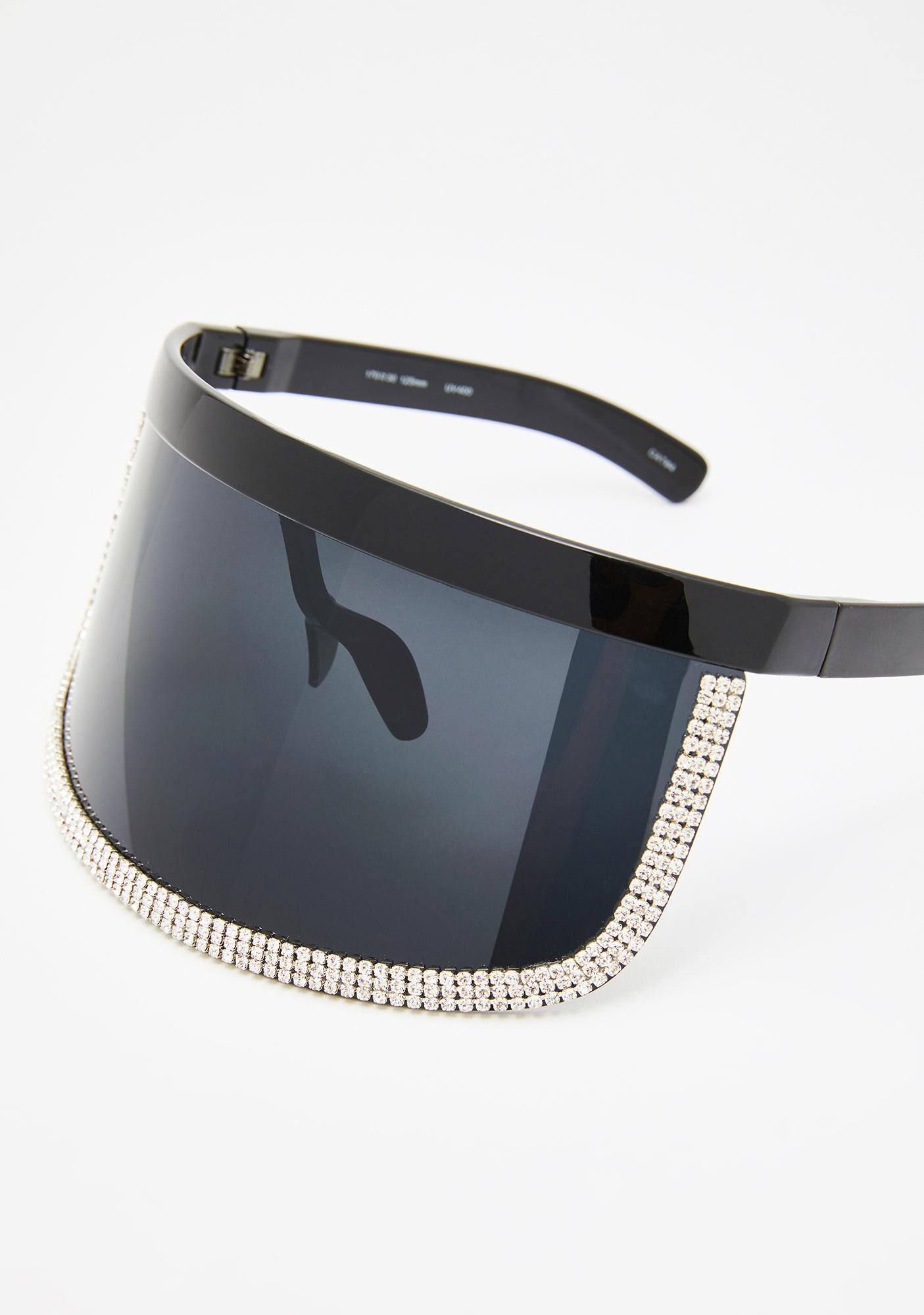 Blackhole Mistress Shield Sunglasses