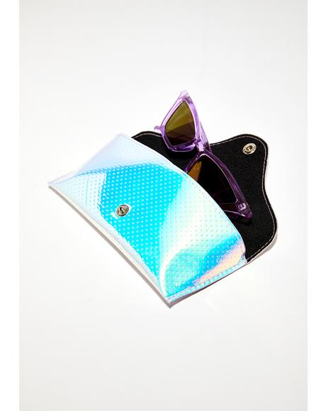Hologram Sunglasses Pouch