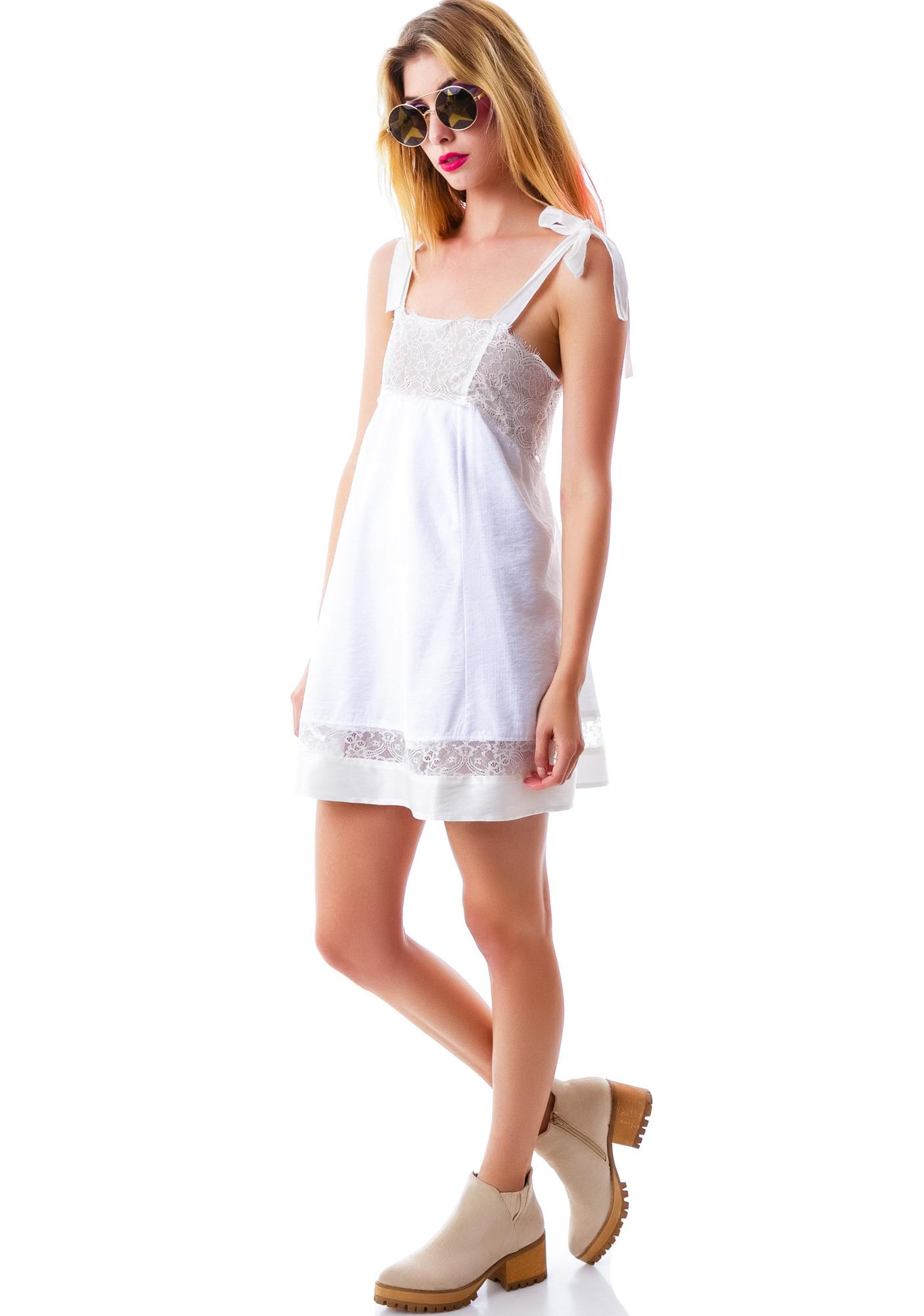 For Love & Lemons Bo Peep Dress