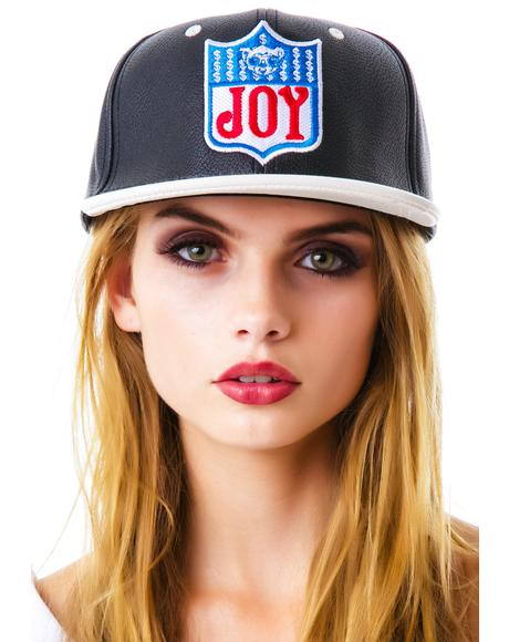 Joy Team Logo Snapback