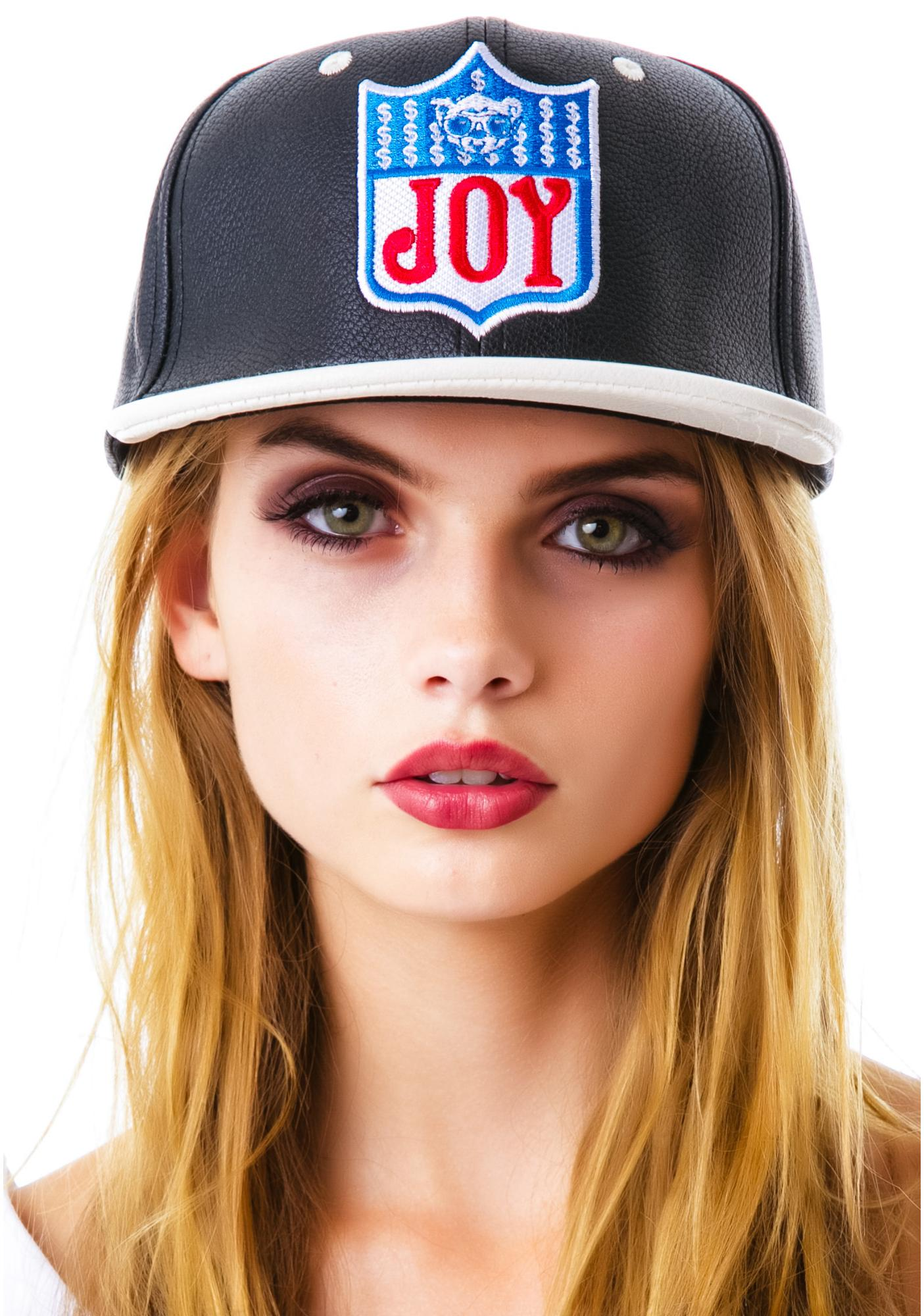 Joyrich Joy Team Logo Snapback