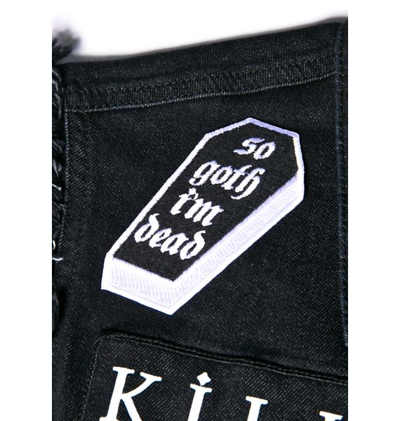 Killstar Coffin Patch