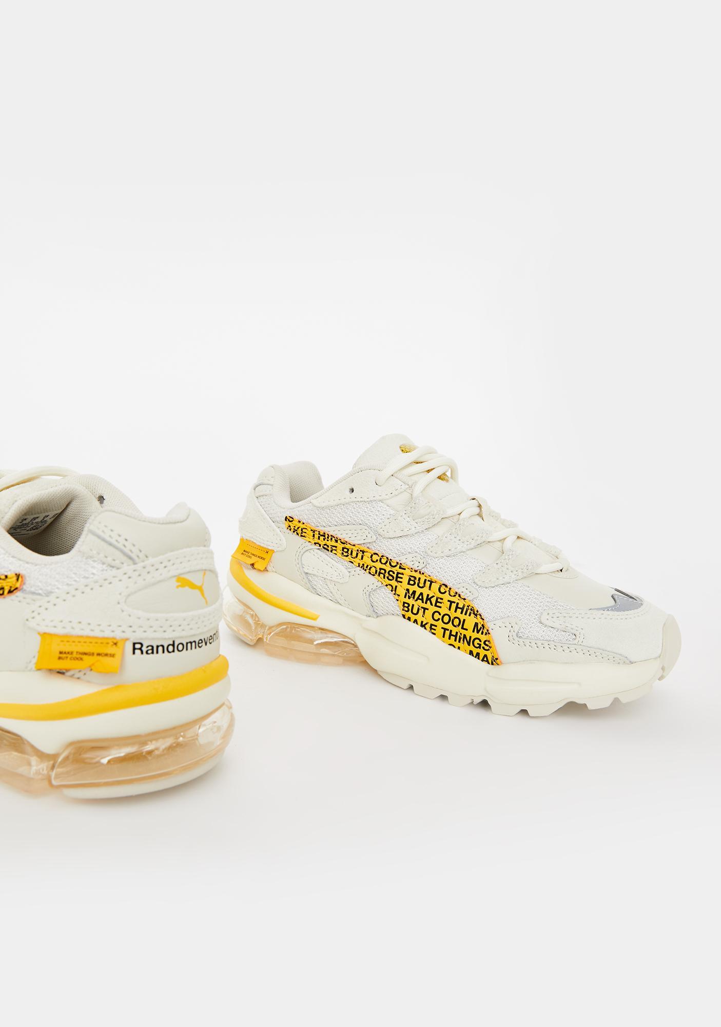 PUMA X Randomevent Cell Alien Sneakers