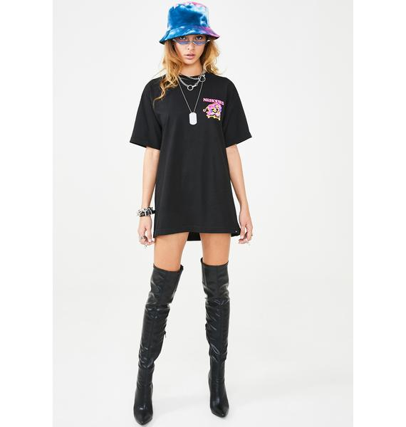 No Hours Le Tiger Graphic Tee