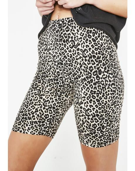Fierce Cycle Shorts