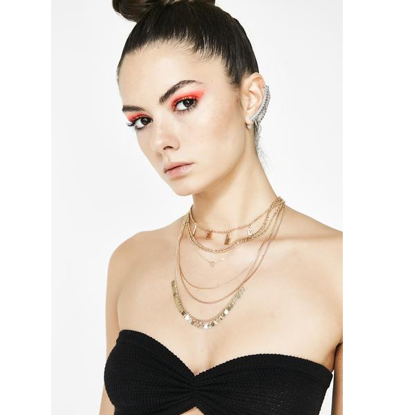 Lose Control Layered Necklace