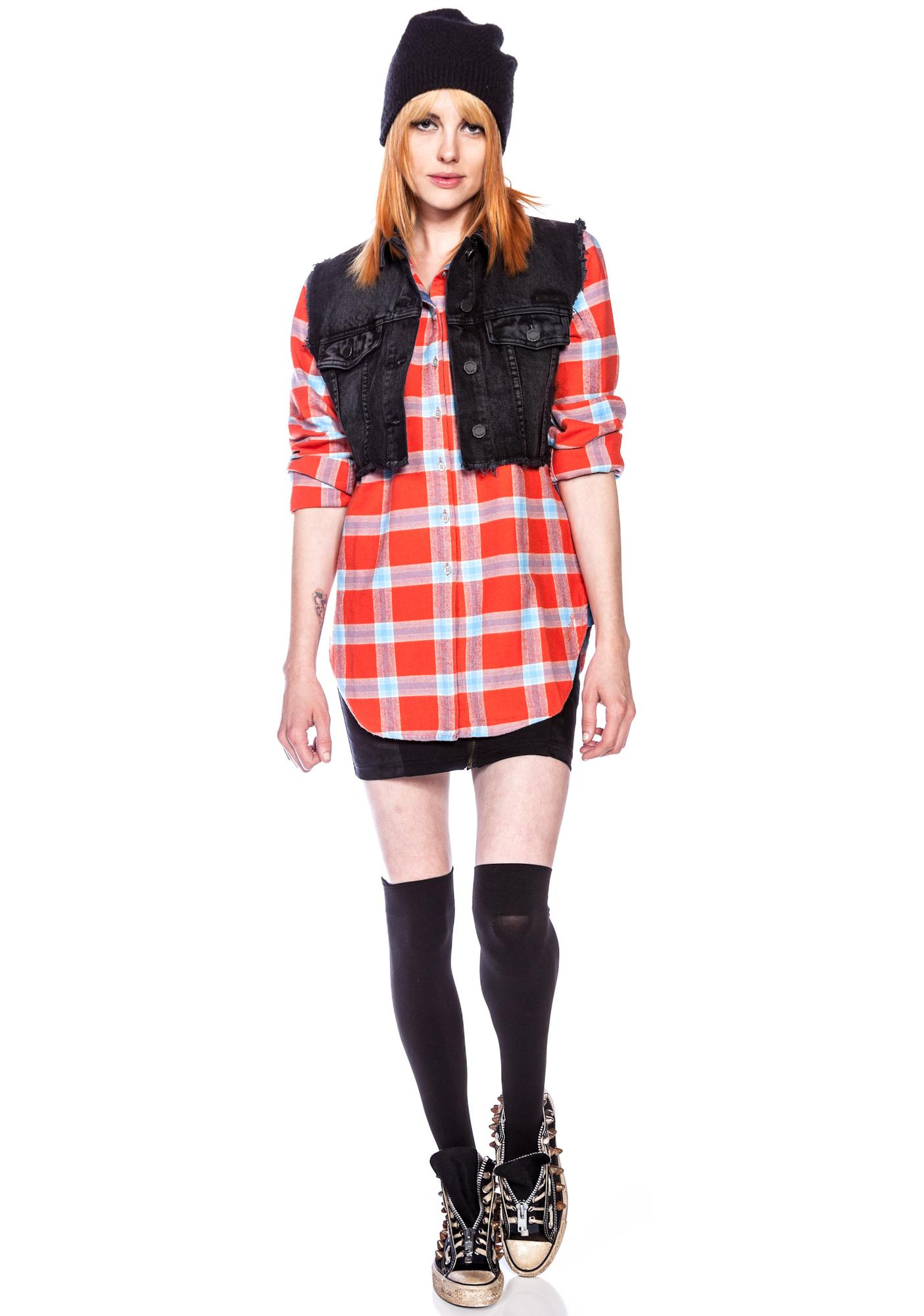 Insight Quadrant Flanno Shirt