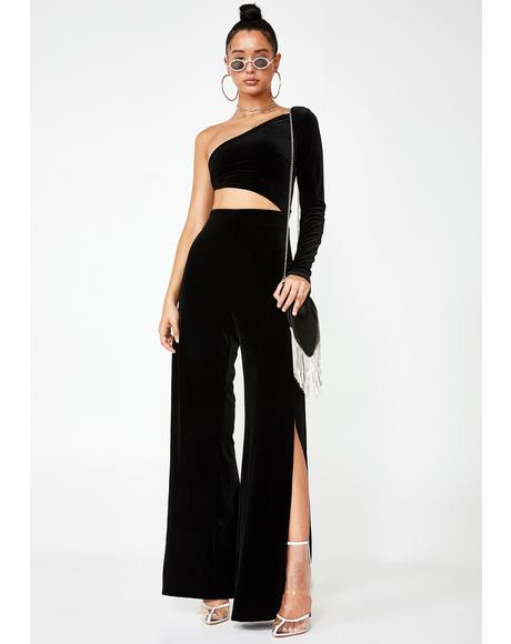 Karli Wide Leg Jumpsuit