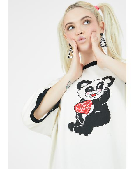 Happy Panda Sleep Tee