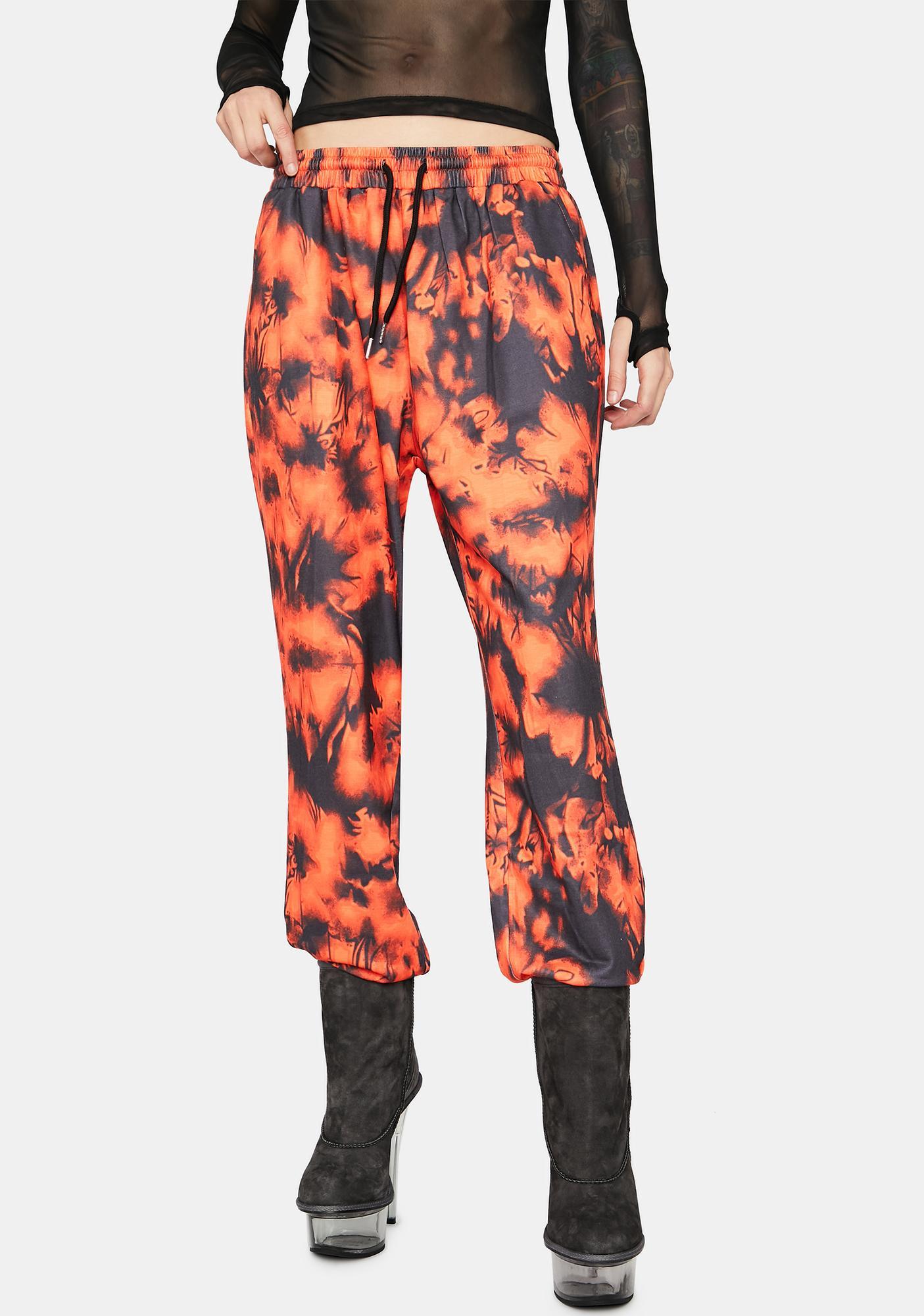 Juicy Mind Tricks Tie Dye Sweatpants
