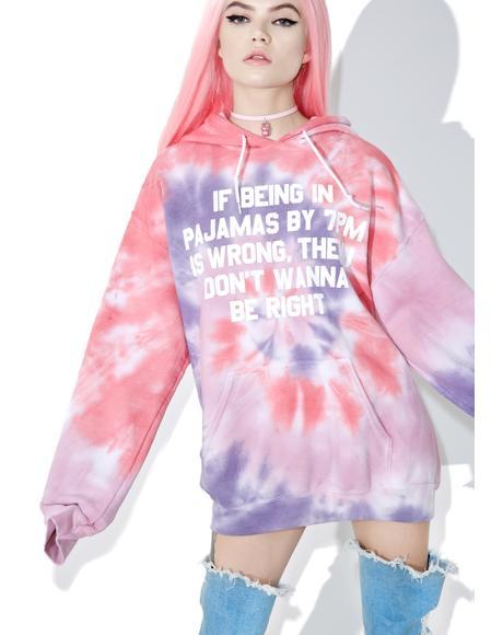 Pajamas Hoodie