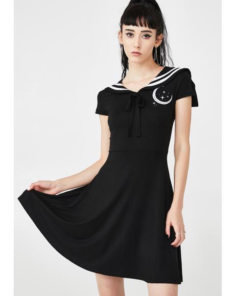 Amaya Skater Dress