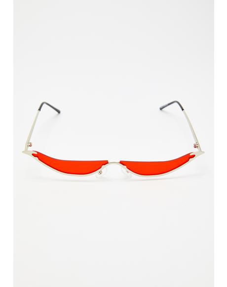 Hot Batlash Tiny Sunglasses