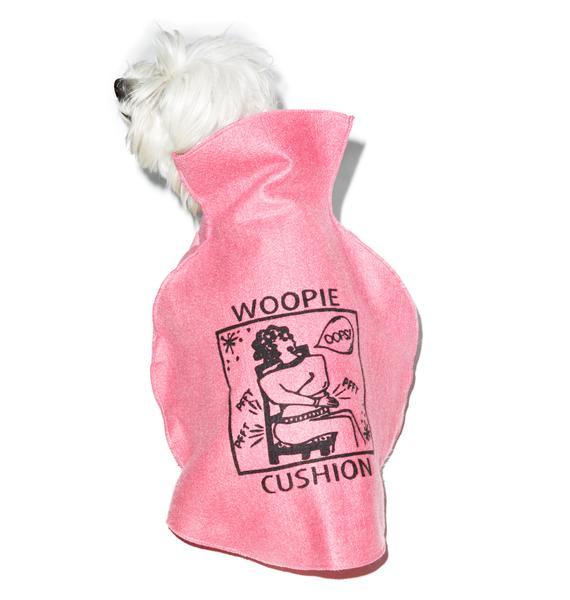 Whoo-Pee Cushion Dog Costume