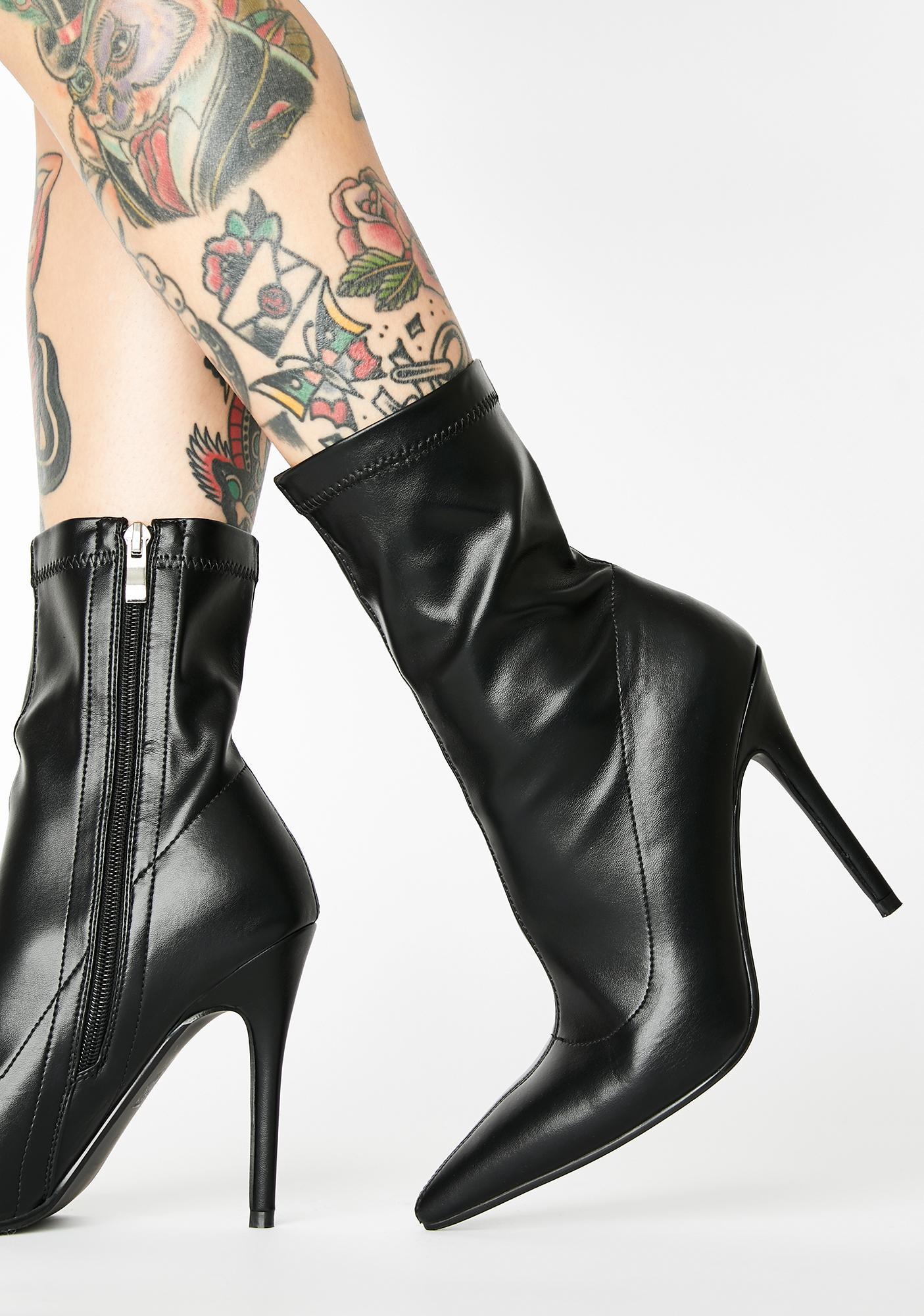 Public Desire Must Ankle Boots