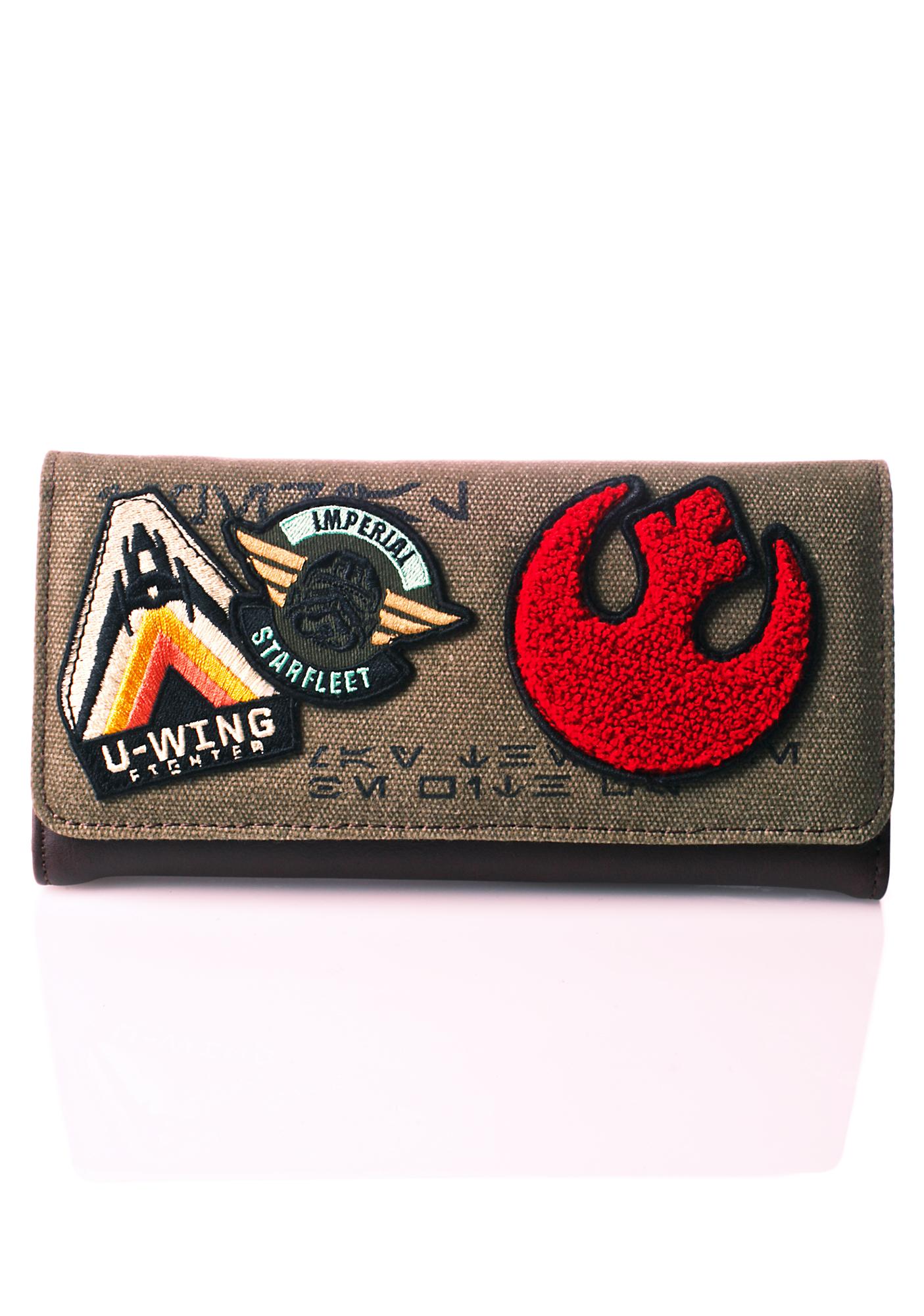 Loungefly Rebel Alliance Wallet