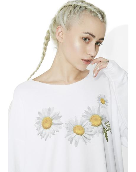 Fresh As A Daisy 5AM Sweatshirt