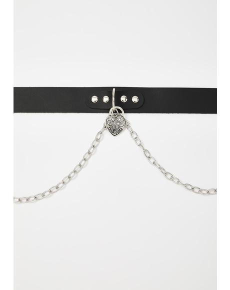 Bound By Fate Chain Belt