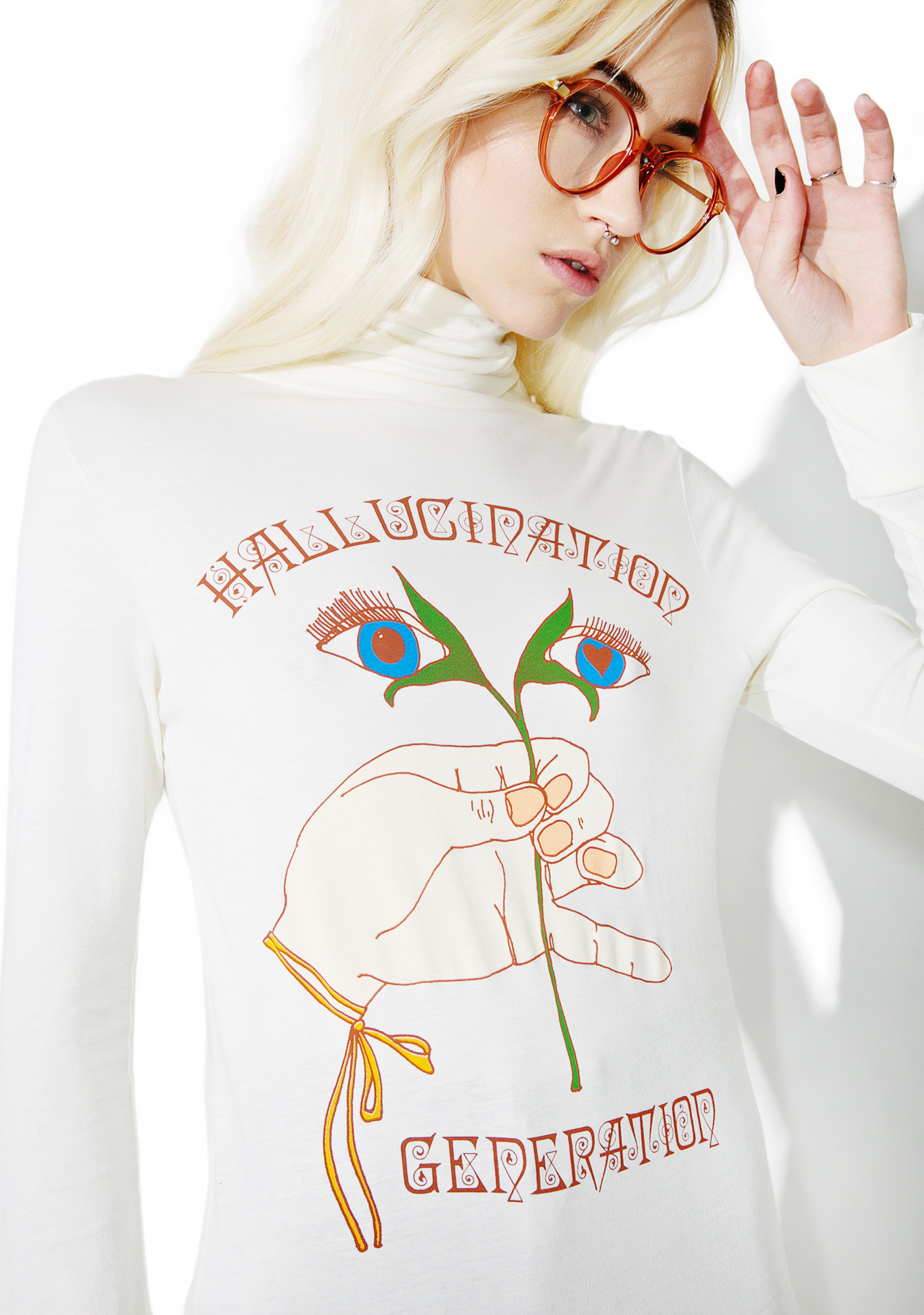 Sugarhigh + Lovestoned Hallucination Generation Turtleneck
