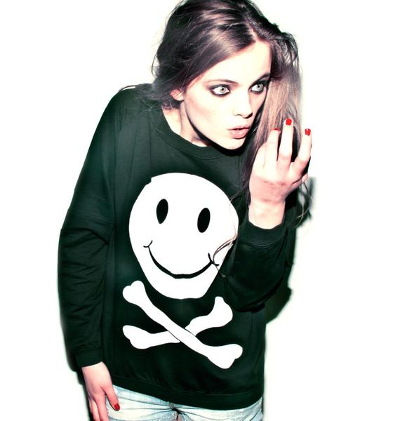 Zoe Karssen Dead Smile Sweater