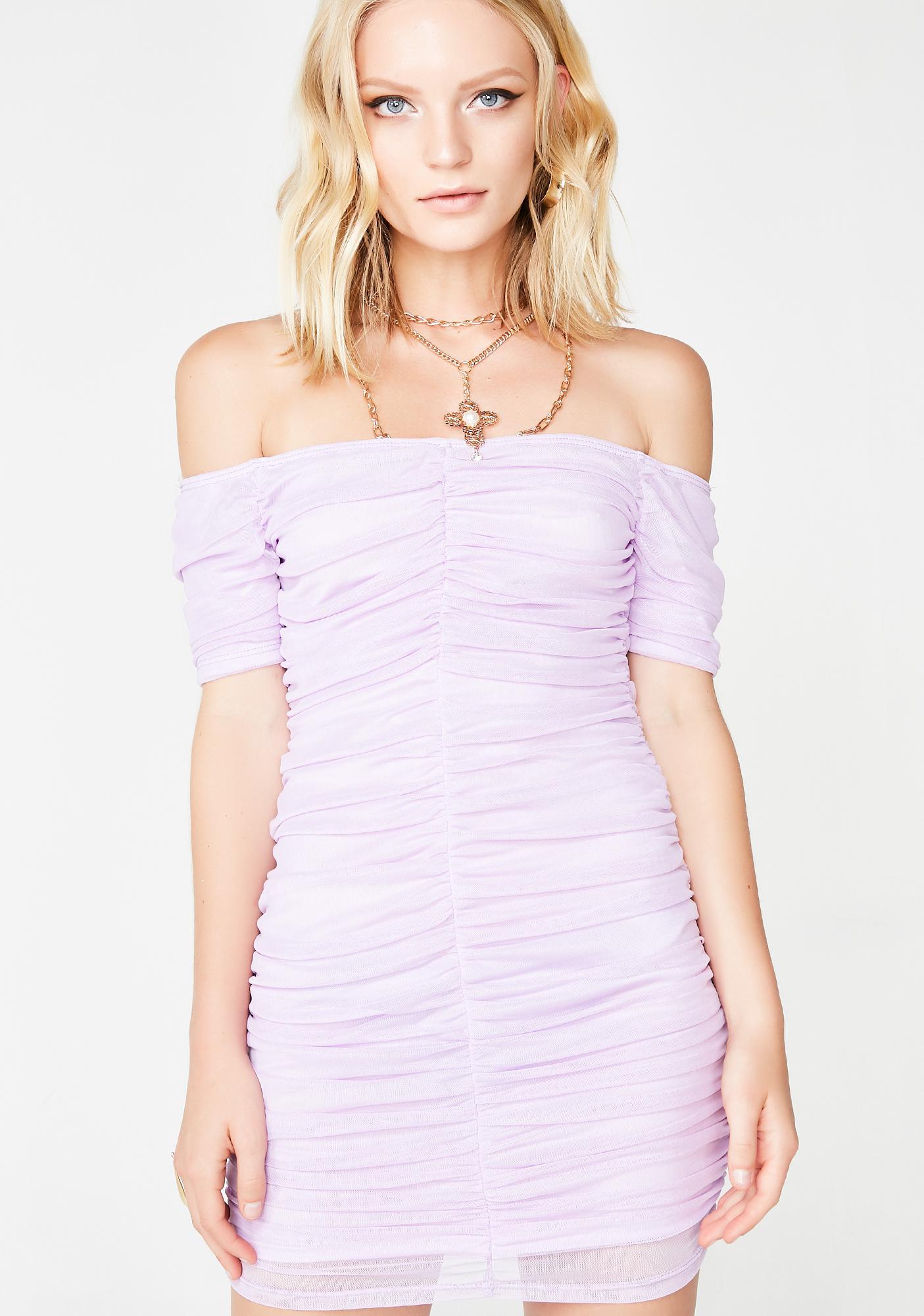 Fairy Trippin Mini Dress