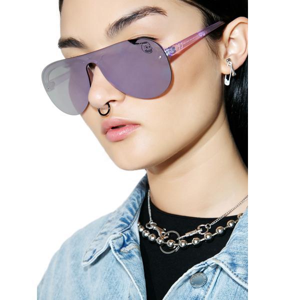 Cheap Monday Crystal Gazer Sunglasses