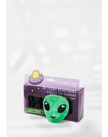 Alien Teddy Headband