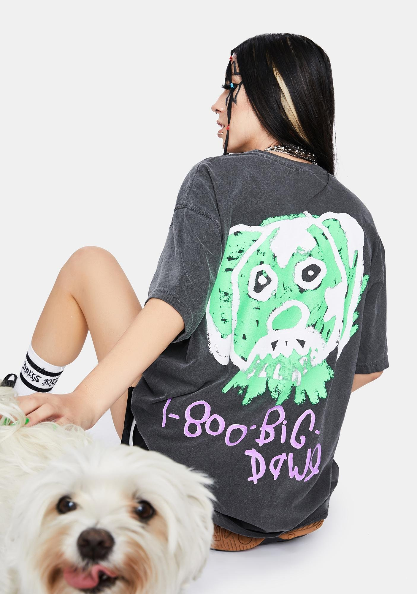 After School Special Big Dawg Graphic Tee