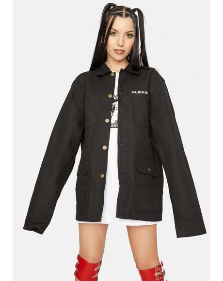 Spike Chore Jacket