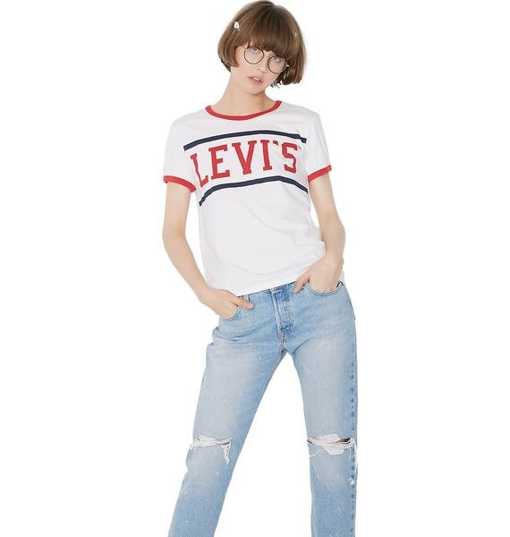 Levis Perfect Ringer Tee