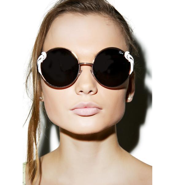 Quay Eyeware Polly Sunglasses