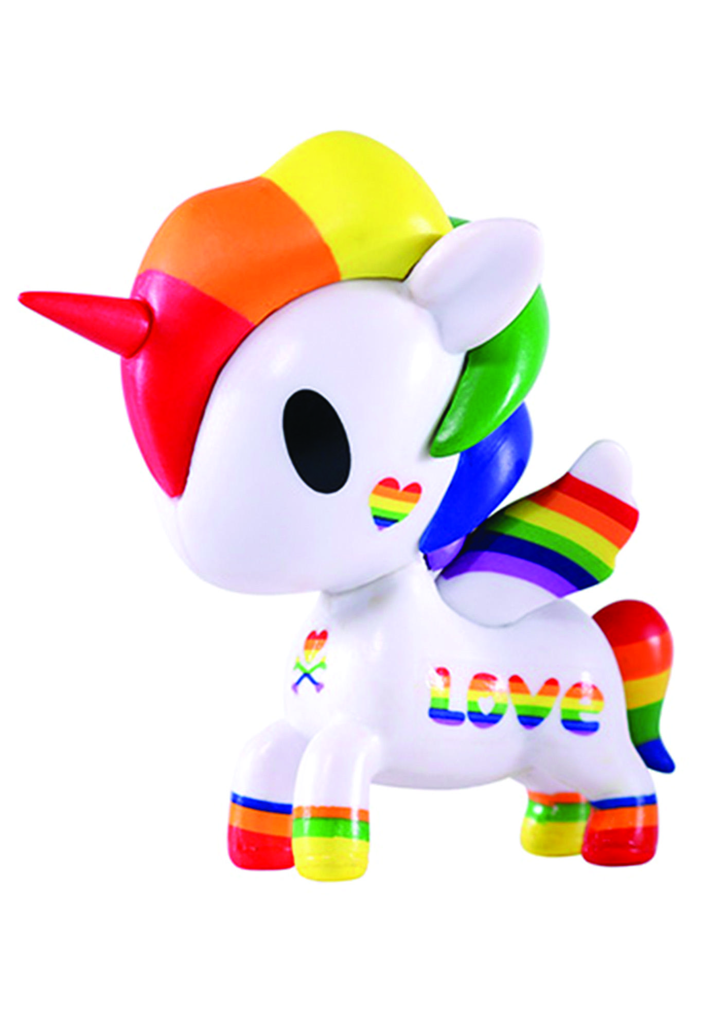 Tokidoki Unicorno 2PK Rainbow Set