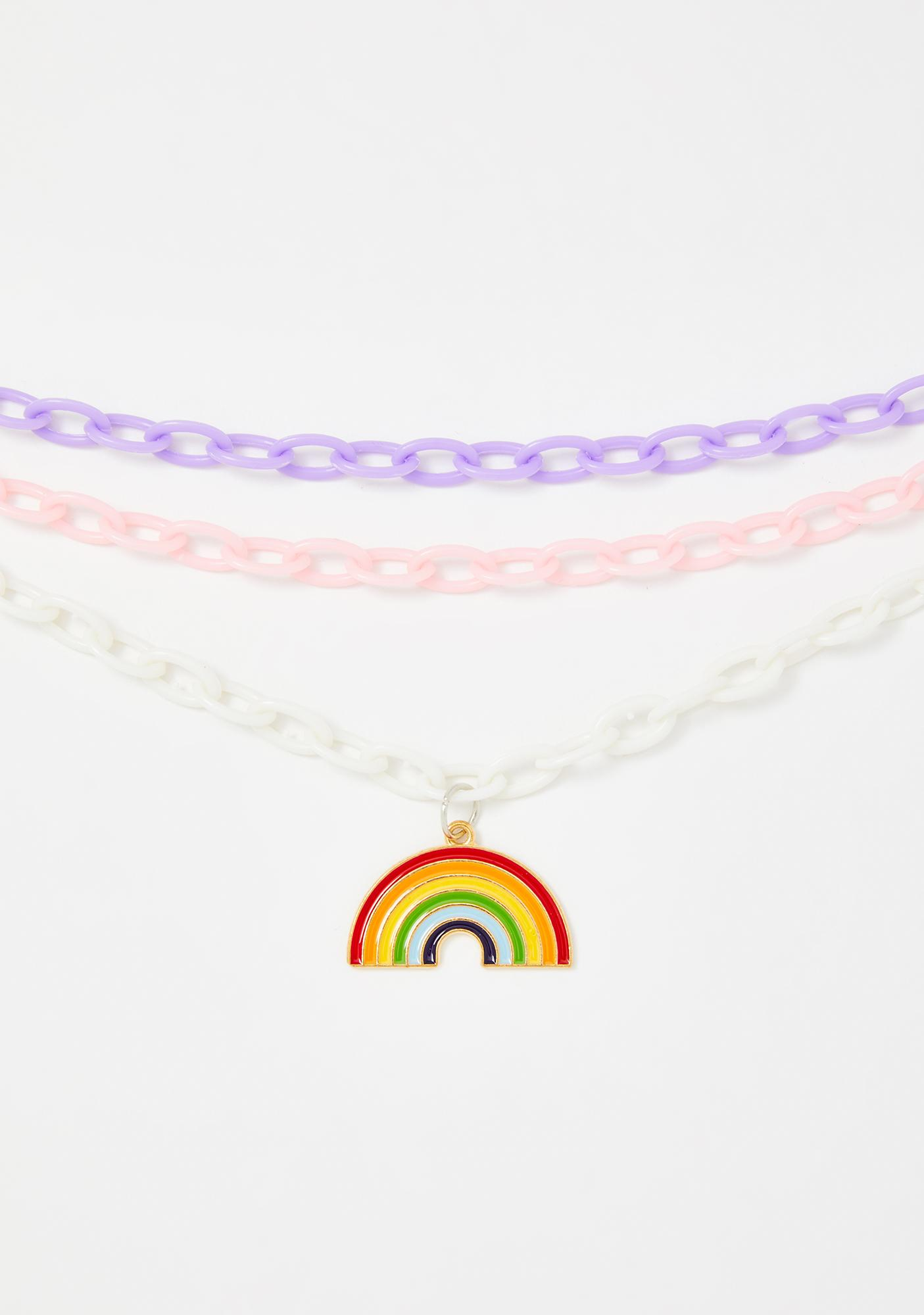 Sweet Luck Chain Necklace