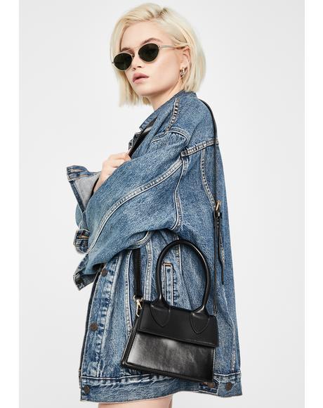 Onyx Money On My Mind Crossbody Bag