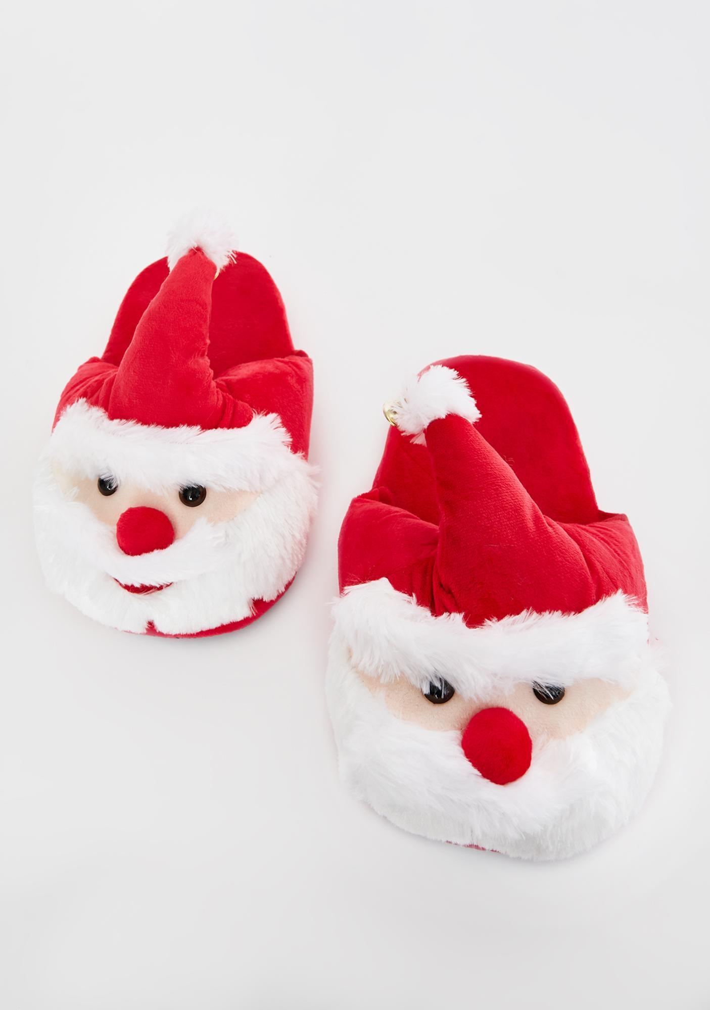 Santa Paws Slippers