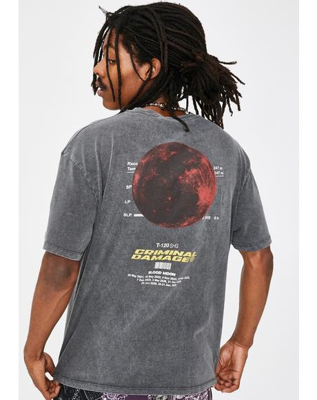 Blood Moon Graphic Tee