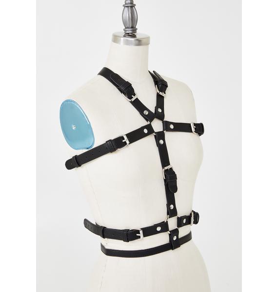 Disturbia Cage Body Harness