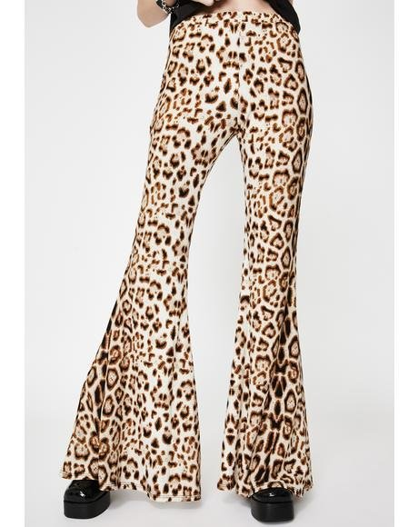 On The Prowl Bell Bottoms