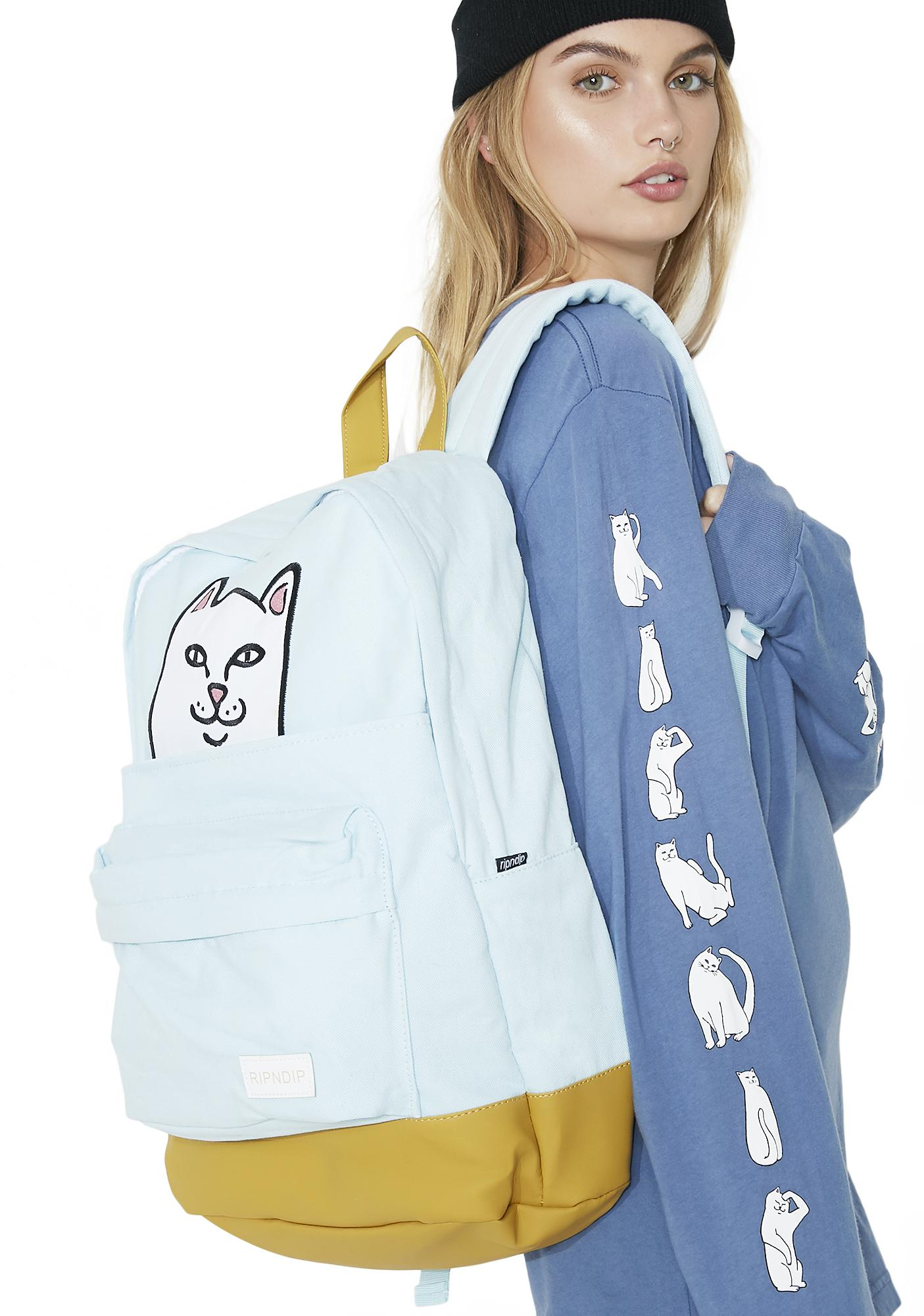 RIPNDIP Sky Lord Nermal Backpack