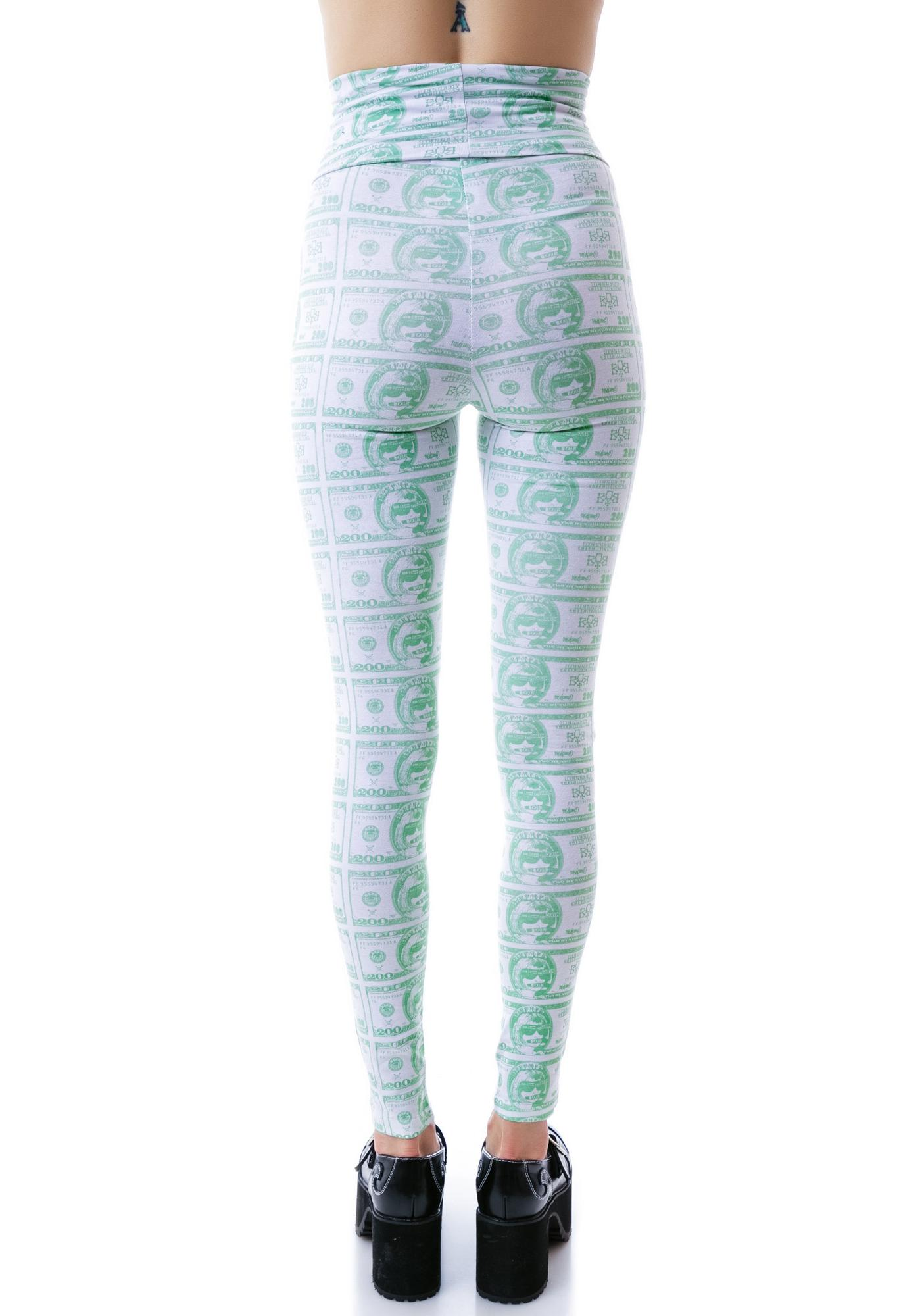 HLZBLZ x Belle of the Brawl Endz Spandex Leggings