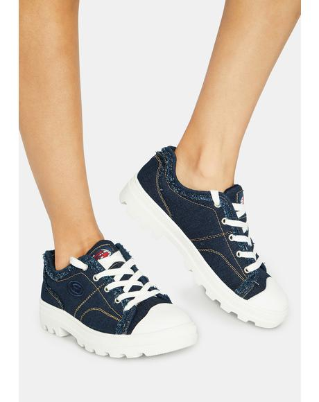 Roadies Denim Daze Sneakers