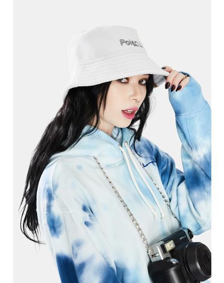 Polaroid Fleece Bucket Hat