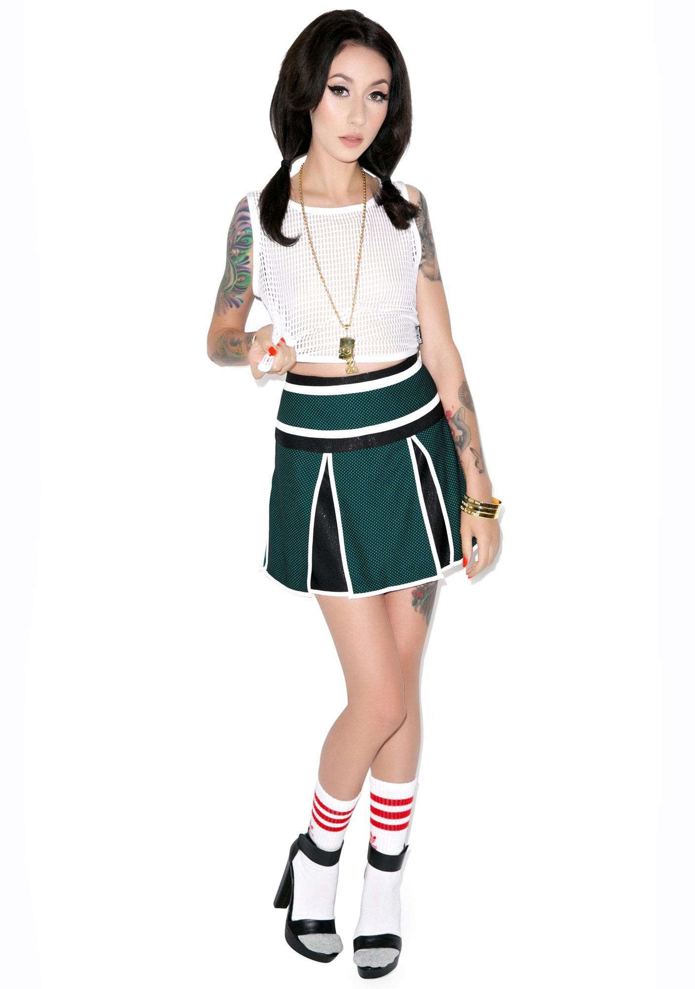 Herkie Twerk Skirt