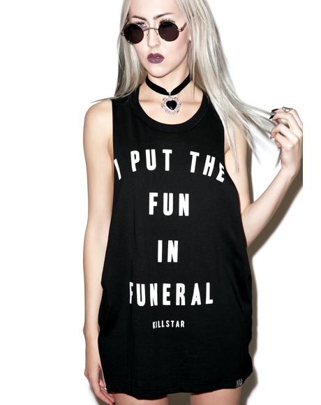 Funeral Muscle Tank