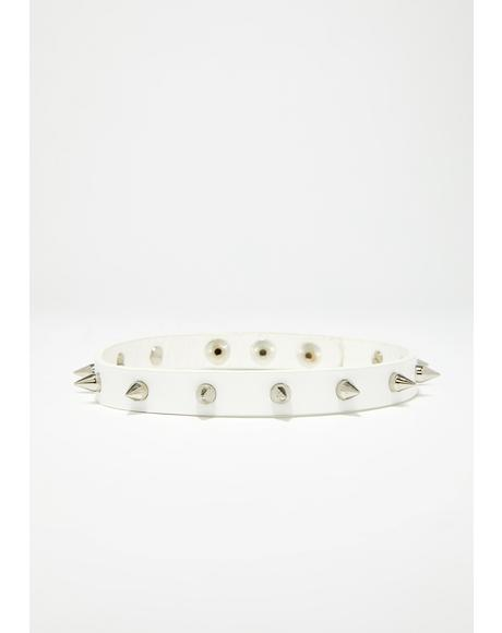 Icy Sinner's Paradise Spike Choker