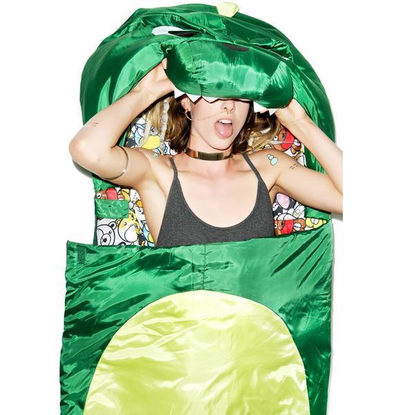 Sazac Dinosaur Sleeping Bag