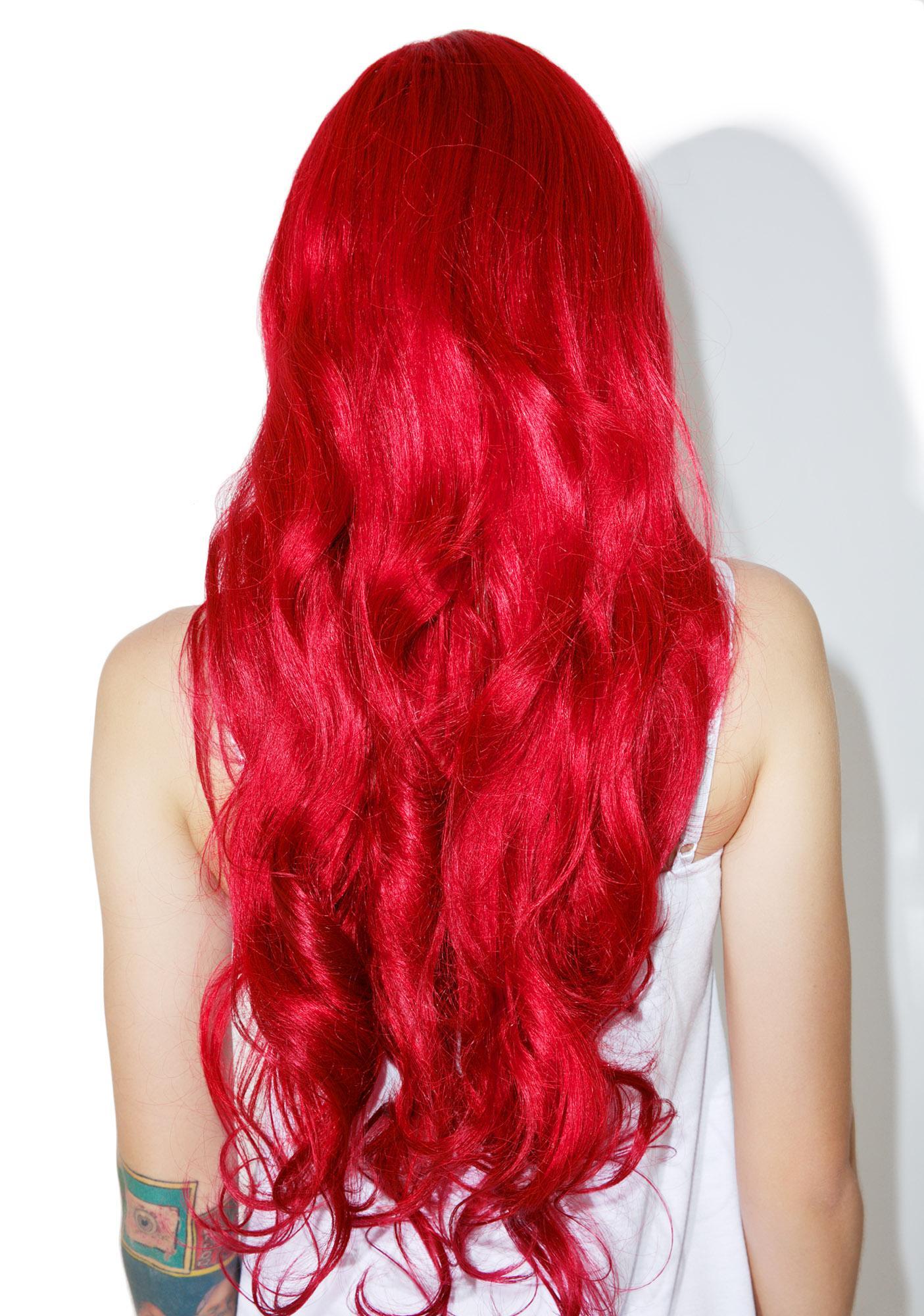 Red Hott Dreams Wig