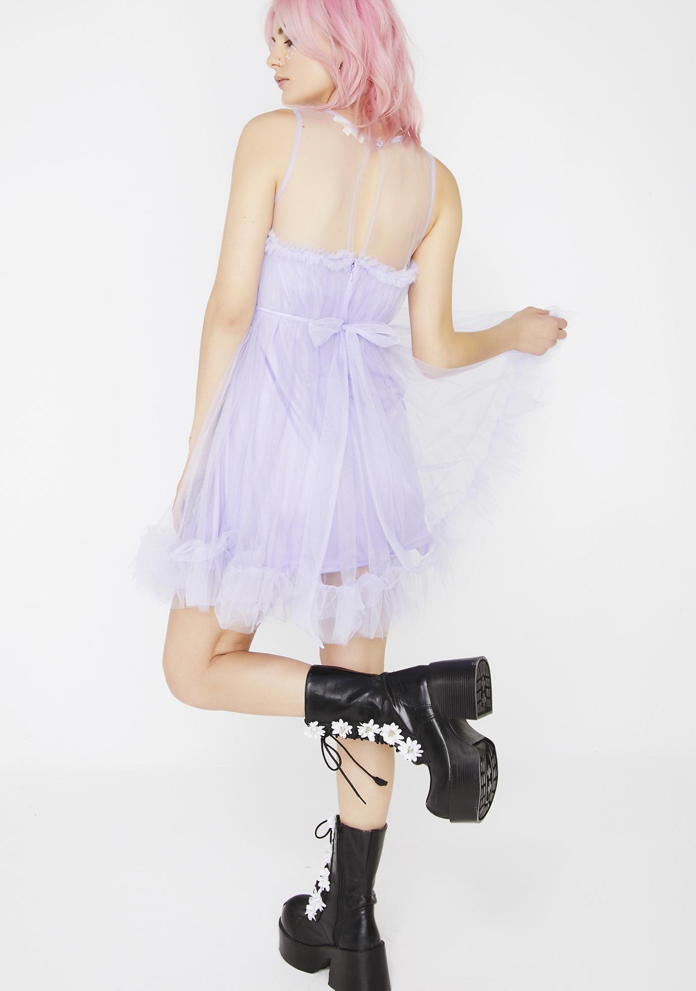 ... Fairy Romantic Splendor Tulle Dress 0359e1f67e