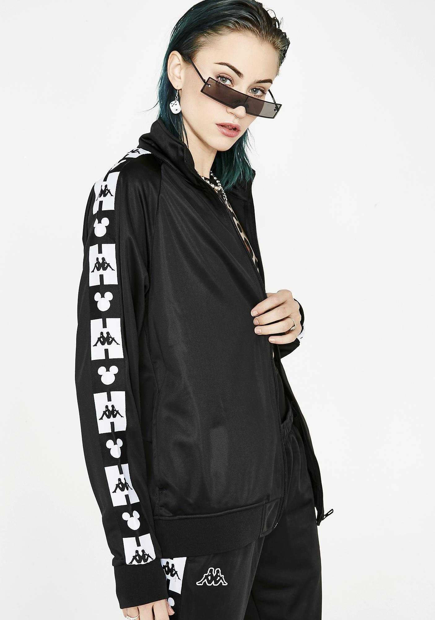 Kappa Wicked Authentic Anne Disney Track Jacket